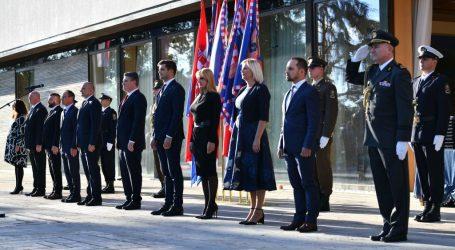 Predsjednik Milanović odlikovao djelatnice i djelatnike MUP-a povodom Dana policije