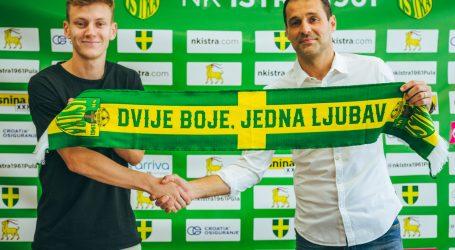 Dino Halilović ponovno u dresu pulskog prvoligaša
