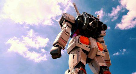 Golemi Gundam robot uspješno prošao testiranje