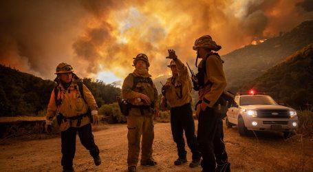 Požari u Oregonu uništili pet malih gradova