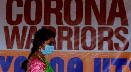 """Zaraza u Europi """"alarmantno raste"""", Indija postala druga u svijetu po broju zaraženih"""