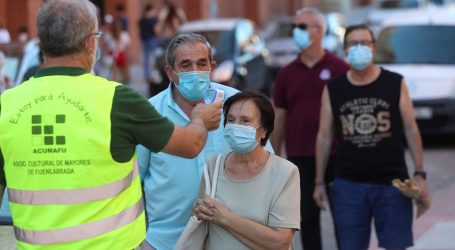 """""""Napušteni smo"""" – kažu stanovnici Madrida dok čekaju odluku o karanteni"""
