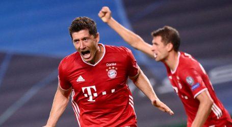 Osmica Bayerna na otvaranju Bundeslige