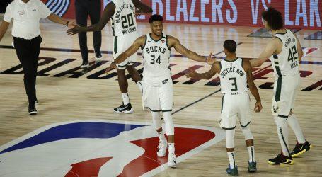 NBA: Antetokounmpo drugu godinu zaredom MVP