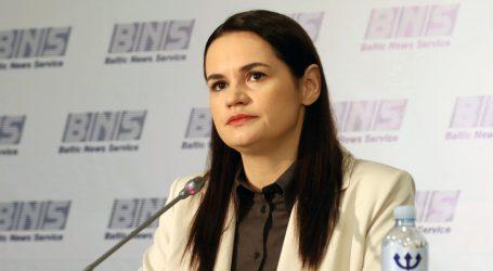 Tihanovska pozvala Rusiju da prekine s propagandom i podrži narod