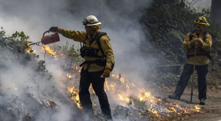 U Kaliforniji rekordno visoke temperature, i dalje požari