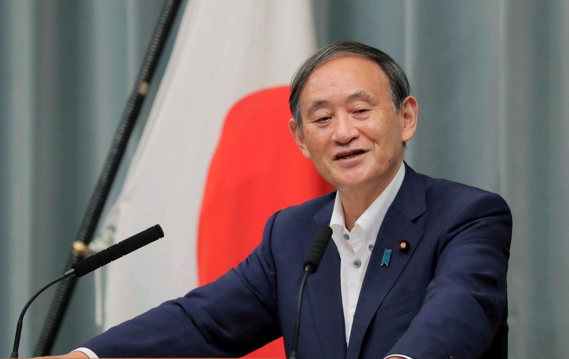 Japanski parlament potvrdio Sugu za premijera