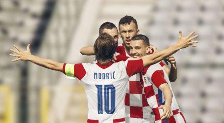 Predstavljen novi dres Hrvatske