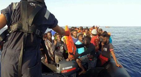 U Italiji 350 migranata smješteno na brod-karantenu