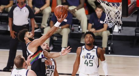NBA: Denver prošao u polufinale, a Boston vodi 2-0