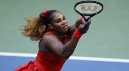 US OPEN: Serena Williams uspješna, kraj za Dimitrova i Raonica