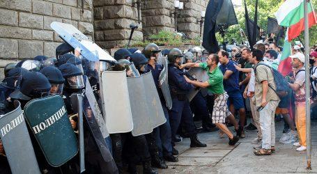 BUGARSKA: Najmanje 55 ozlijeđenih u sukobu prosvjednika s policijom