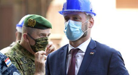 Ministar Banožić brani predsjednika: Milanović je bio u službenom posjetu Albaniji