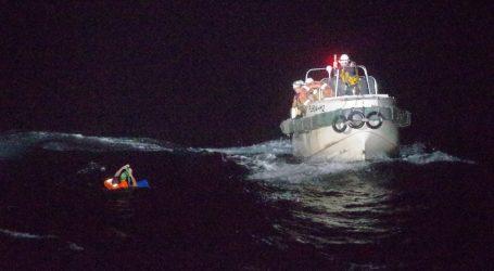 Japan obustavio potragu za posadom prevrnulog stočnog broda