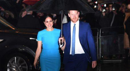 Harry i Meghan potpisali ugovor s Netflixom