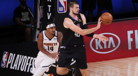 NBA: Clippersi poveli, prvak smanjio, Zubac zabio 4 koša