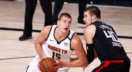 NBA: Denver i Toronto izjednačili, Zubac odličan u porazu Clippersa