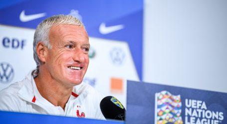 """Deschamps: """"Protiv Hrvatske ću napraviti dosta promjena, teško je pratiti ovaj ritam"""""""