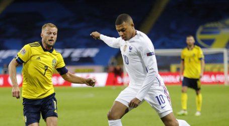 LIGA NACIJA: Minimalna pobjeda Francuske na gostovanju kod Švedske