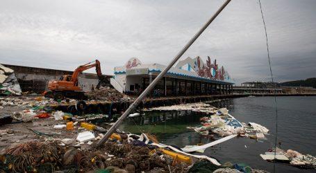 Tajfun krenuo prema Sjevernoj Koreji, u Japanu i Južnoj Koreji petero nestalih