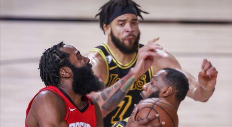 NBA: Lakersi izjednačili, Milwaukee smanjio na 3-1
