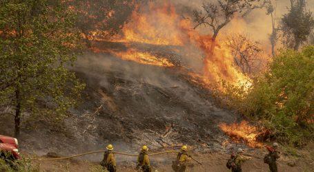 Požari u Kaliforniji plamte na oko 8.000 km2, rekordno nakon 1987.