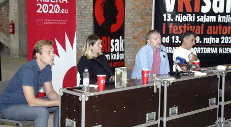 RIJEKA: Književni festival Vrisak od 13. do 19. rujna