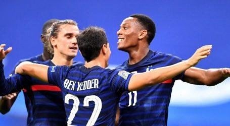 Hrvatska u Parizu poražena od svjetskih prvaka