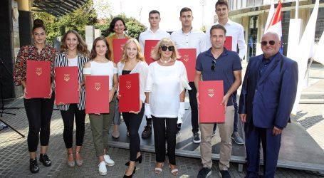 HOO mladim sportašima dodijelio Nagrade Dražen Petrović