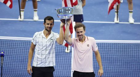 US Open: Pavić i Soares osvojili naslov u parovima