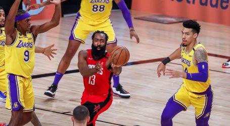 NBA: LA Lakersi u finalu Zapada