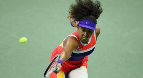 Osaka osvojila US Open