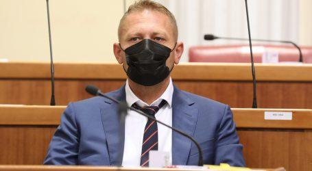 Beljak u Saboru zatražio ukidanje instituta saborskog imuniteta