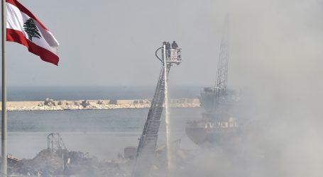 Opet požar u Bejrutu, gusti dim izazvao paniku