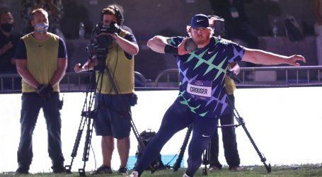 HANŽEK: Crouser slavio s 11. najdaljim hicem kugle svih vremena
