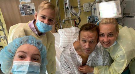 Navaljni otpušten iz berlinske bolnice