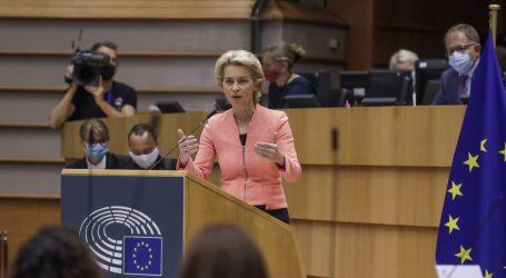 "Von der Leyen: ""EU nas treba voditi iz sadašnje krhkosti u novu vitalnost"""