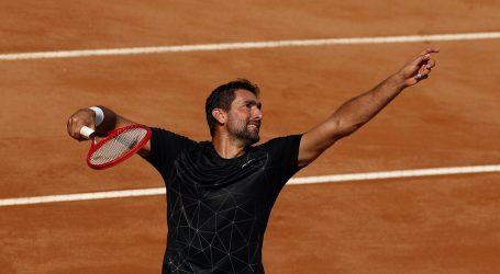 Poraz Čilića u osmini finala ATP turnira u Rimu