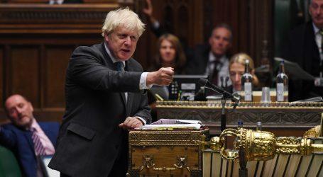 Britanija postrožuje mjere, Johnson ne isključuje pomoć vojske