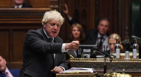 Britanski zastupnici glasaju o zakonu kojim bi se poništio dio dogovora o Brexitu