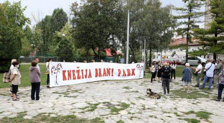Arhitekti podržavaju prosvjed protiv gradnje osmerokatnice na zagrebačkoj Knežiji