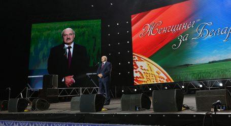 Lukašenko iznenada prisegnuo za novi predsjednički mandat