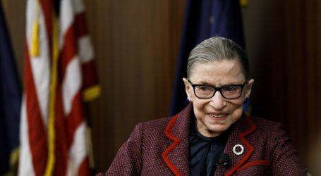 Preminula cijenjena sutkinja i ikona pop kulture Ruth Bader Ginsburg