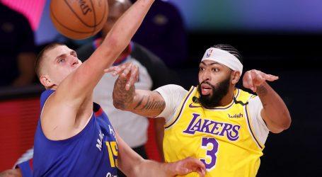 NBA: Lakersi poveli protiv Denvera