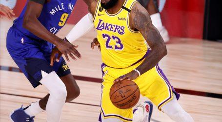 NBA: James odveo Lakerse u finale