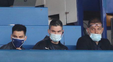 Bilić kažnjen s 8 tisuća funti zbog crvenog kartona na dvoboju s Evertonom