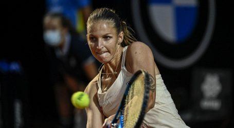 U finalu WTA turnira u Rimu Halep i Pliškova