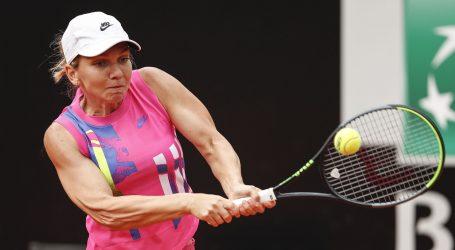 WTA Rim: Halep do naslova predajom Pliškove