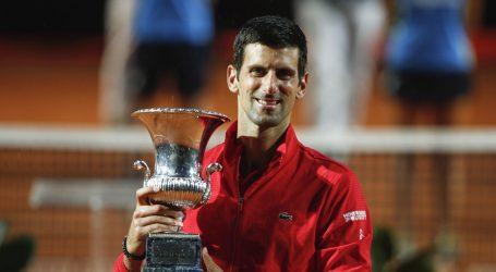 ATP Rim: Đoković do petog naslova