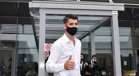 Alvaro Morata se vratio u Juventus